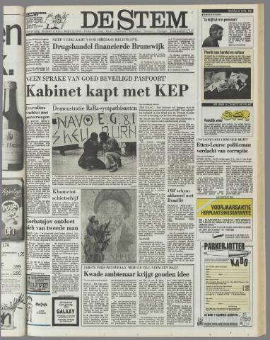 de Stem 1988-04-22