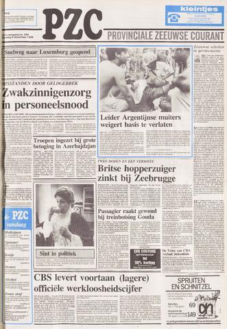 Provinciale Zeeuwse Courant 1988-12-06