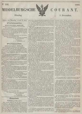 Middelburgsche Courant 1866-12-04