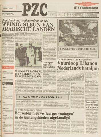 Provinciale Zeeuwse Courant 1979-03-19