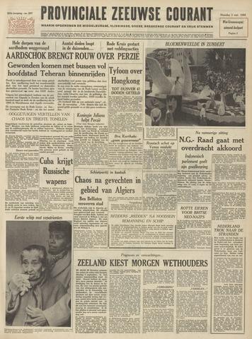 Provinciale Zeeuwse Courant 1962-09-03
