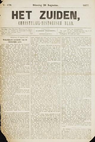 Het Zuiden, Christelijk-historisch blad 1877-08-28