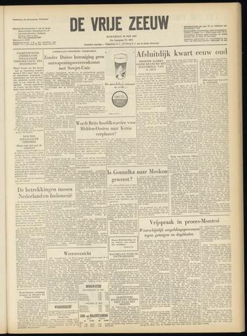 de Vrije Zeeuw 1957-05-29