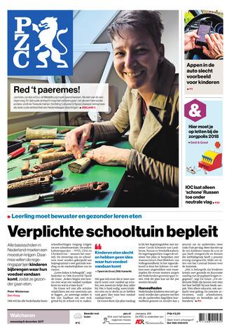 Provinciale Zeeuwse Courant 2017-12-06