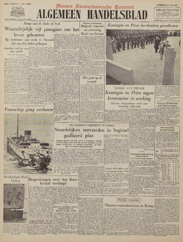 Watersnood documentatie 1953 - kranten 1953-05-07