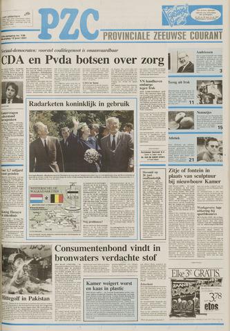 Provinciale Zeeuwse Courant 1991-06-12