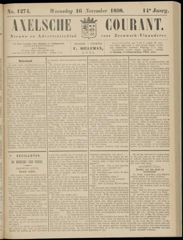 Axelsche Courant 1898-11-16