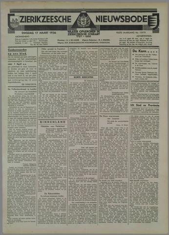 Zierikzeesche Nieuwsbode 1936-03-17