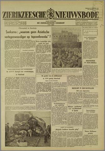 Zierikzeesche Nieuwsbode 1960-02-23