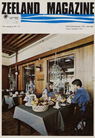 Zeeland Magazine / Veerse Meer Gids 1980-09-01