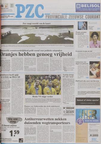 Provinciale Zeeuwse Courant 2004-12-15
