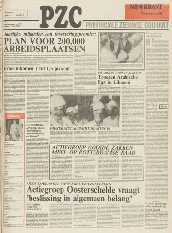Provinciale Zeeuwse Courant 1976-06-11