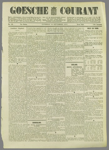 Goessche Courant 1932-09-10