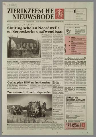 Zierikzeesche Nieuwsbode 1995-06-29