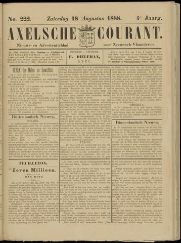 Axelsche Courant 1888-08-18