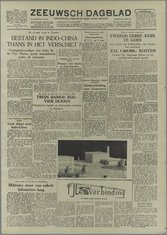 Zeeuwsch Dagblad 1954-05-26
