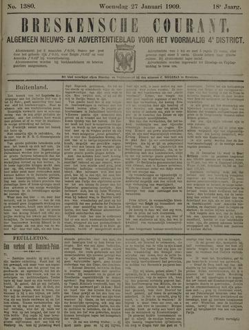 Breskensche Courant 1909-01-27