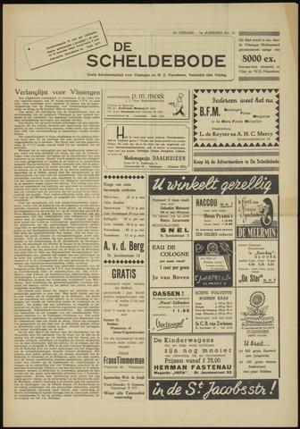 Scheldebode 1950-02-24