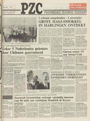 Provinciale Zeeuwse Courant 1973-09-18