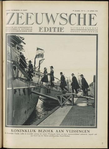 Ons Zeeland / Zeeuwsche editie 1931-04-24