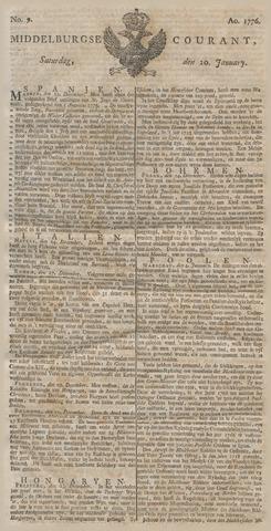 Middelburgsche Courant 1776-01-20