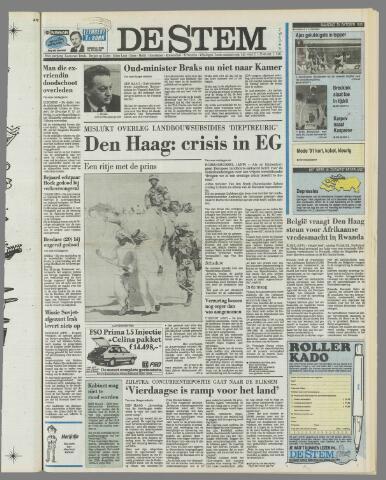 de Stem 1990-10-29
