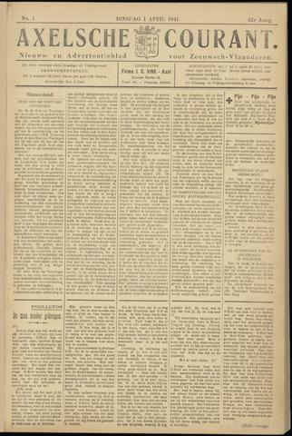 Axelsche Courant 1941-04-01