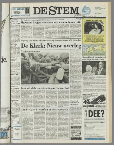 de Stem 1992-08-21