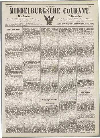 Middelburgsche Courant 1901-12-12