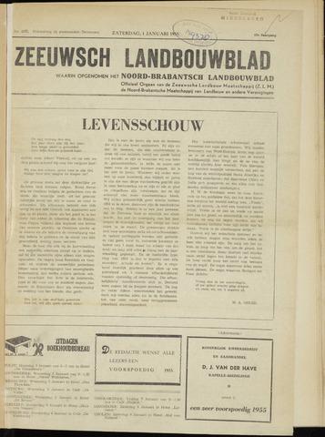 Zeeuwsch landbouwblad ... ZLM land- en tuinbouwblad 1955-01-01