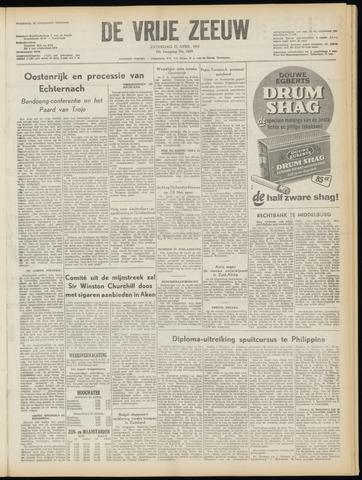 de Vrije Zeeuw 1955-04-23