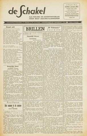 De Schakel 1957-01-11