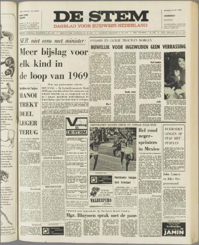 de Stem 1968-10-19