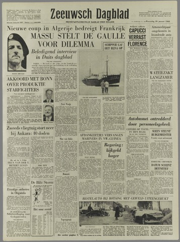 Zeeuwsch Dagblad 1960-01-20