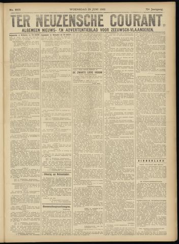 Ter Neuzensche Courant. Algemeen Nieuws- en Advertentieblad voor Zeeuwsch-Vlaanderen / Neuzensche Courant ... (idem) / (Algemeen) nieuws en advertentieblad voor Zeeuwsch-Vlaanderen 1932-06-29