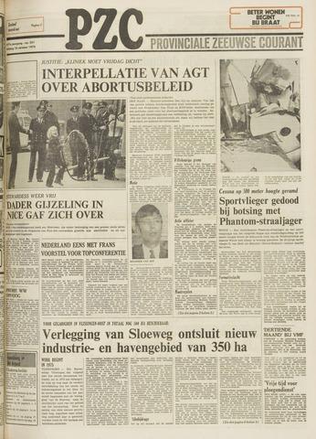Provinciale Zeeuwse Courant 1974-10-25