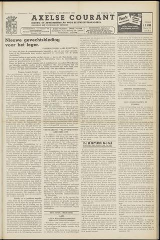 Axelsche Courant 1958-12-06