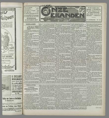 Onze Eilanden 1927-10-05
