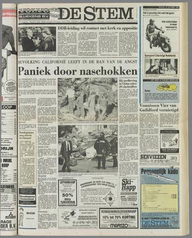 de Stem 1989-10-20