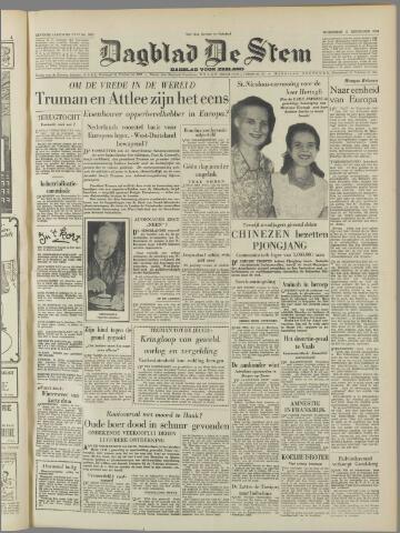 de Stem 1950-12-06
