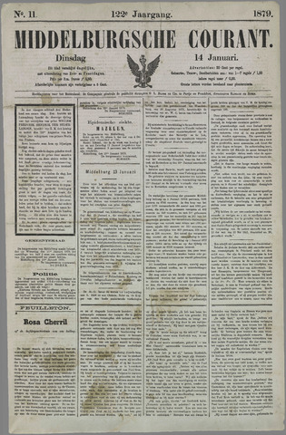 Middelburgsche Courant 1879-01-14