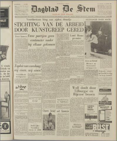 de Stem 1963-10-19