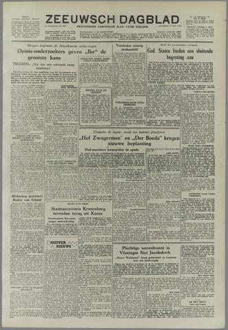 Zeeuwsch Dagblad 1952-11-03