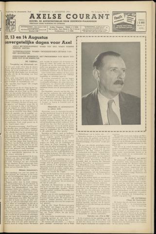 Axelsche Courant 1954-08-18