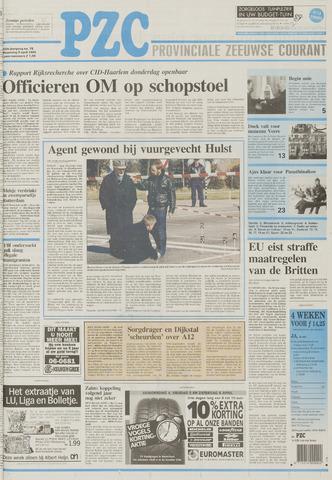 Provinciale Zeeuwse Courant 1996-04-03