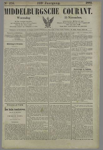 Middelburgsche Courant 1882-11-15