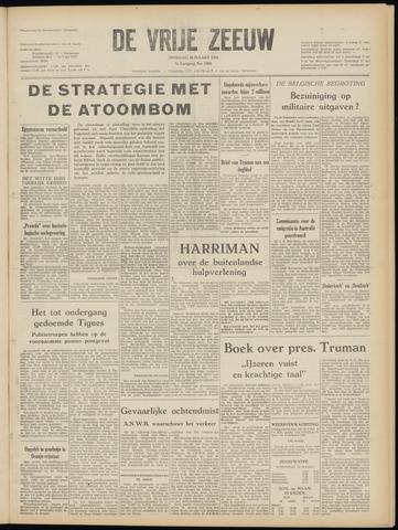de Vrije Zeeuw 1952-03-18