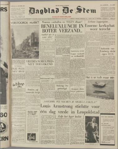 de Stem 1960-10-29