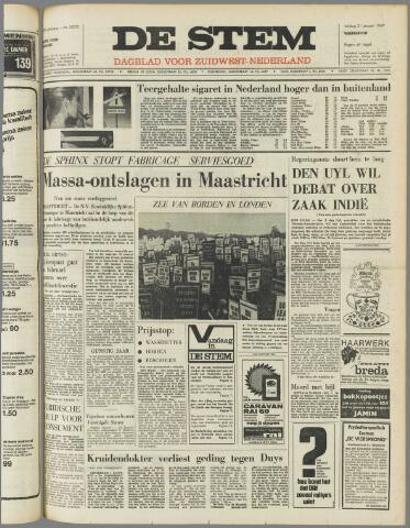 de Stem 1969-01-31