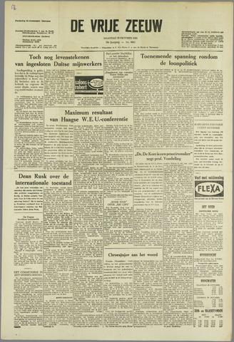 de Vrije Zeeuw 1963-10-28